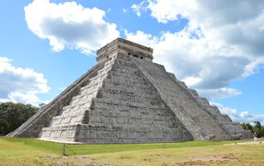 Chichen Itza Maya dorp